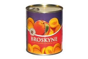 BROSKYNE POLENÉ, 850 ml