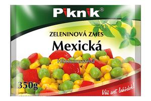 ZELENINOVÁ ZMES MEXICKÁ, 350 g