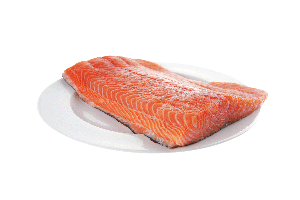 LOSOS ATLANTICKÝ FILET 1,4 - 1,8 kg (TRIM D)