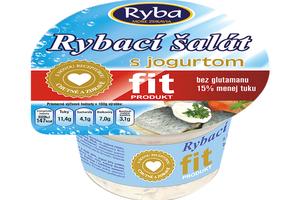 RYBACÍ ŠALÁT FIT S JOGURTOM, 140 g