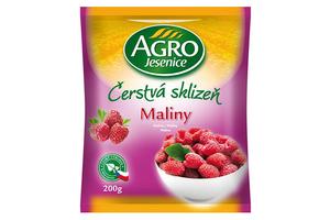 MALINY, 200 g