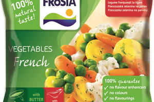 FRANCÚZSKA ZELENINA NA PANVICU, 400 g