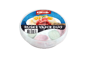 RUSKÉ VAJCE DUO, 240 g