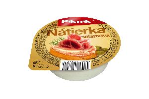 Nátierka salámová PIKNIK, 100g