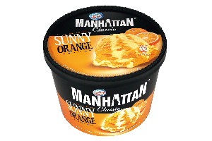 MANHATTAN Sunny Orange 1.4L