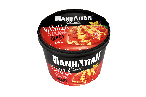 MANHATTAN Vanilla Strawberry 1.4L