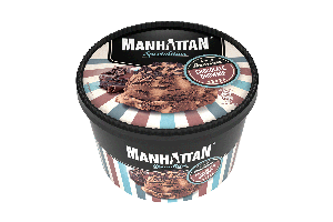 MANHATTAN Brownies Cake 1.0L