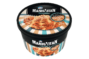 MANHATTAN Coffee Caramel Toffee Pieces 1.0L