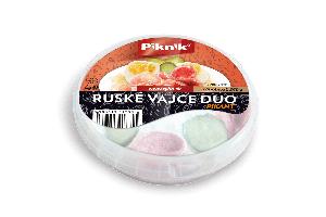 PIKNIK Ruské vajce duo PIKANT, 240g